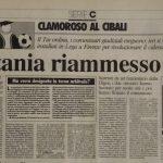 01.10.1993: Corriere dello Sport