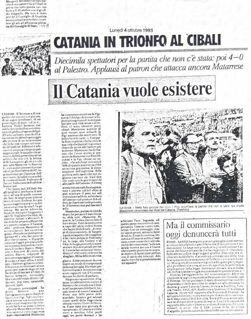 1993.08.04, Il Corriere dello Sport