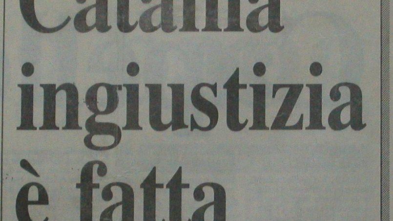 """19.10.1993: Prima pagina de """"Il Corriere dello sport"""""""