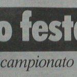 5 novembre 1993: Corriere dello Sport